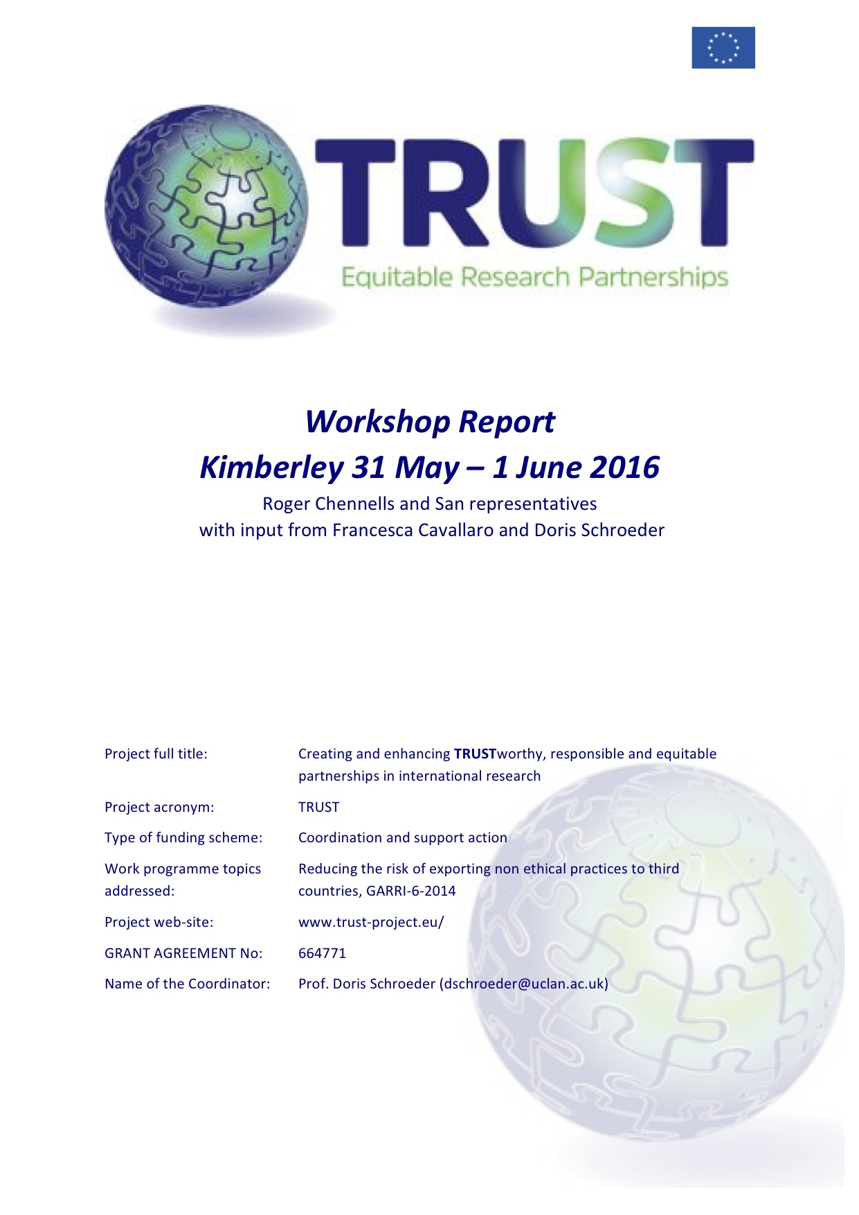 TRUST_Kimberley meeting_May-2016_Final